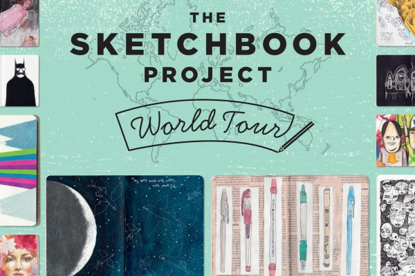 sketchbookproject poster